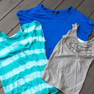 Forever 21 set of 3 tops. size S/M